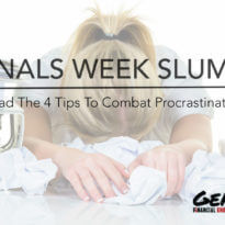 4 Tips To Combat Procrastination