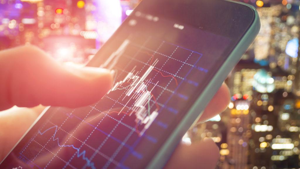 investing in stocks on phone app