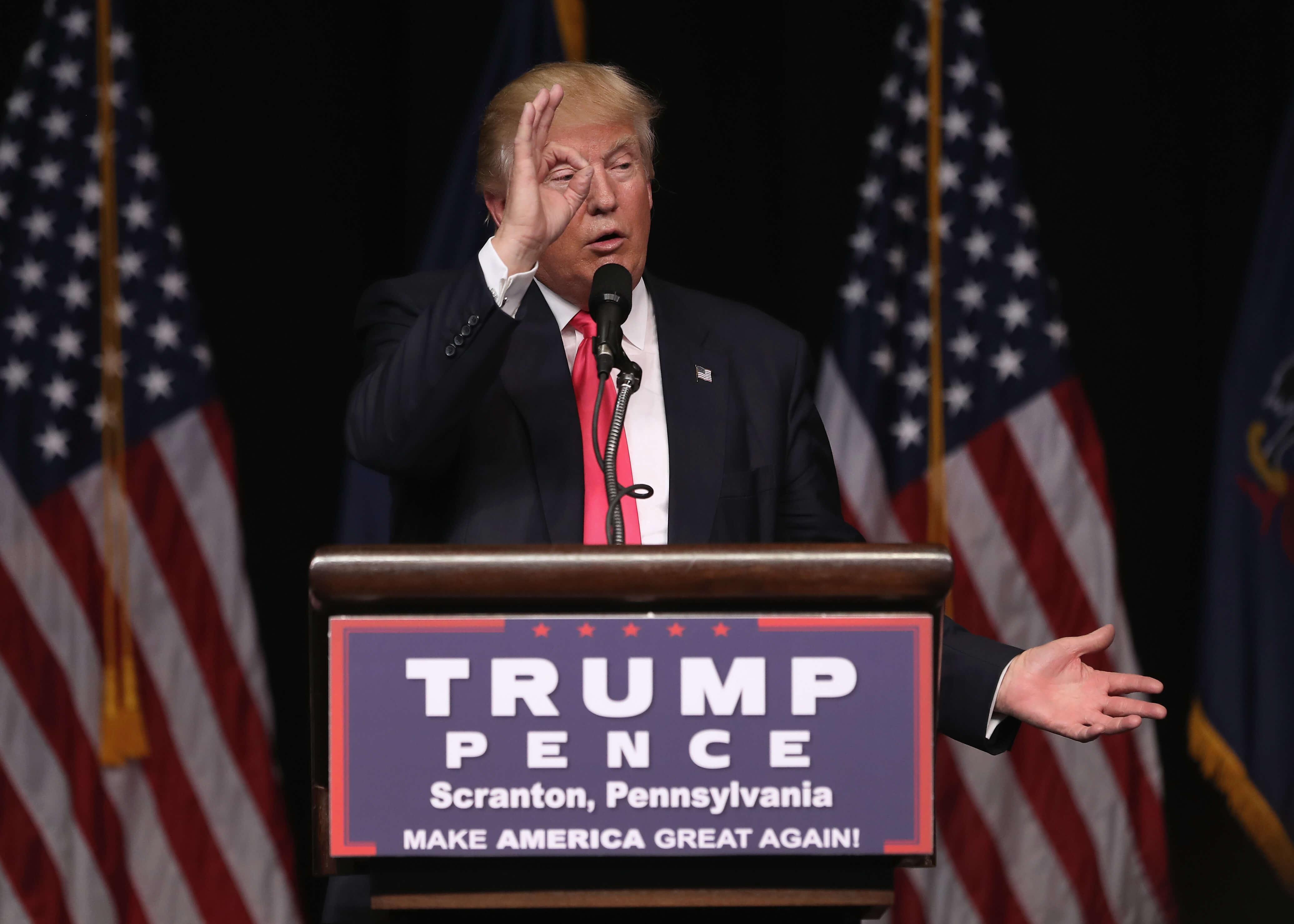 The Donald Trump Welfare Plan: Tying Welfare to Work