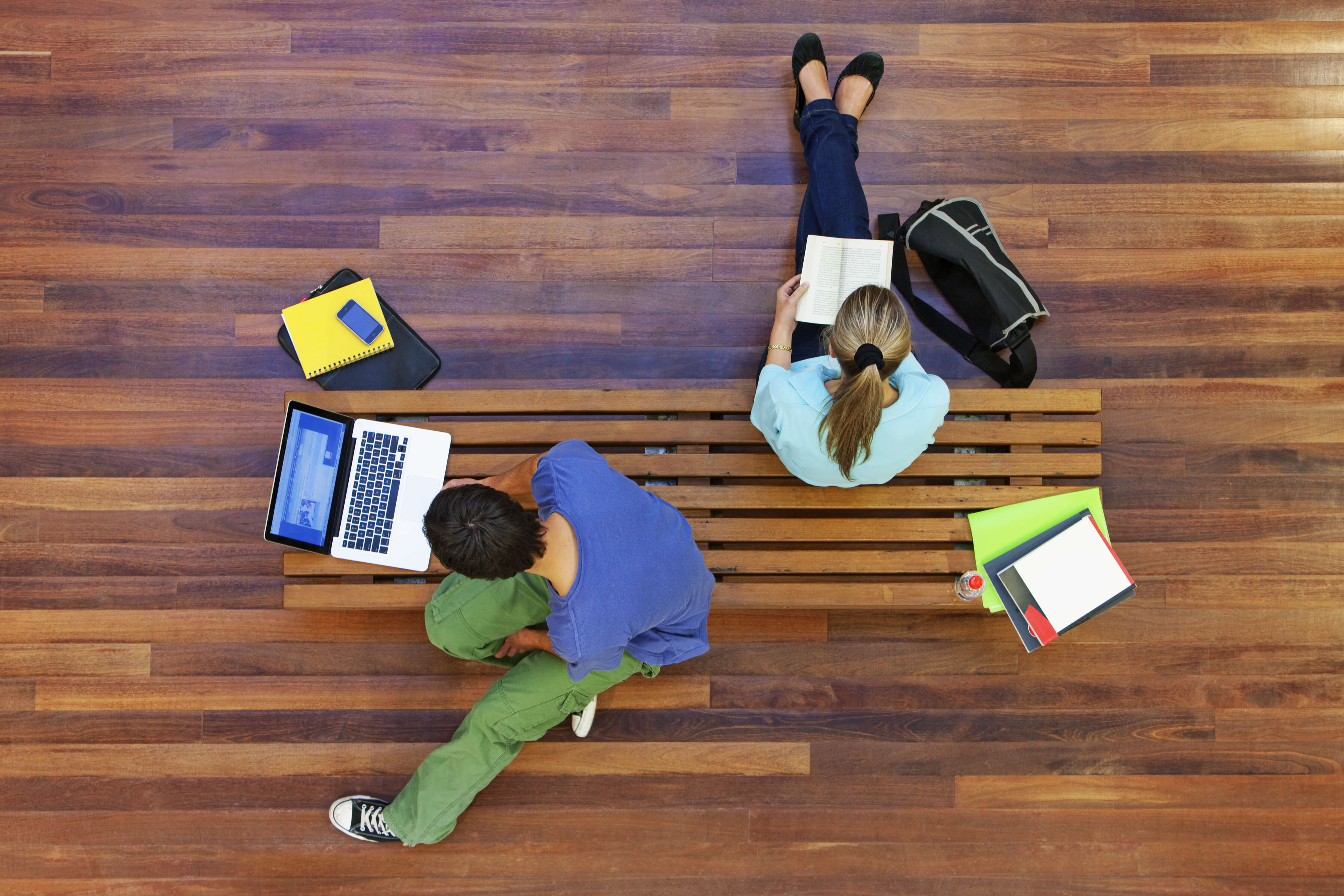 College students can use MyLittleJob to earn money.