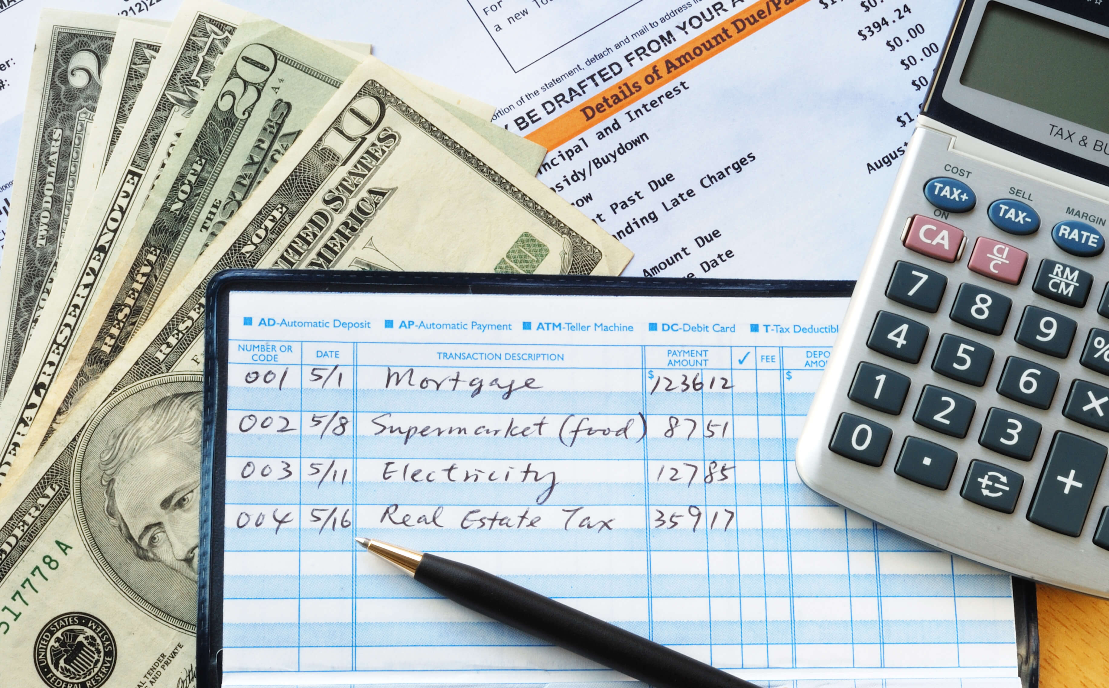 With The New Tax Bill Comes Larger Take-Home Pay