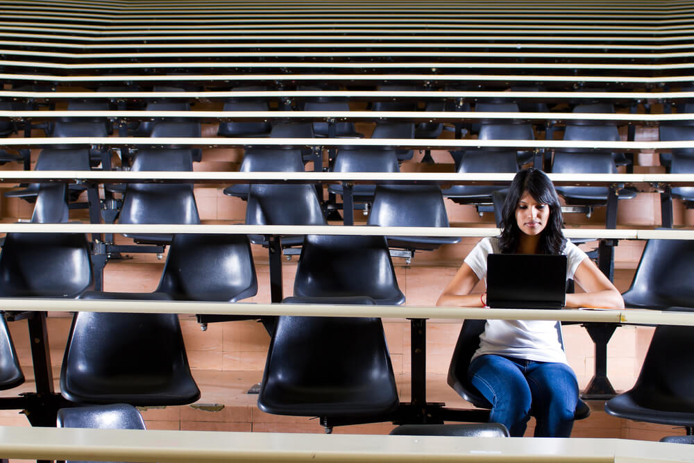 College Enrollment Is Going Down; The Academic World Is Flipping