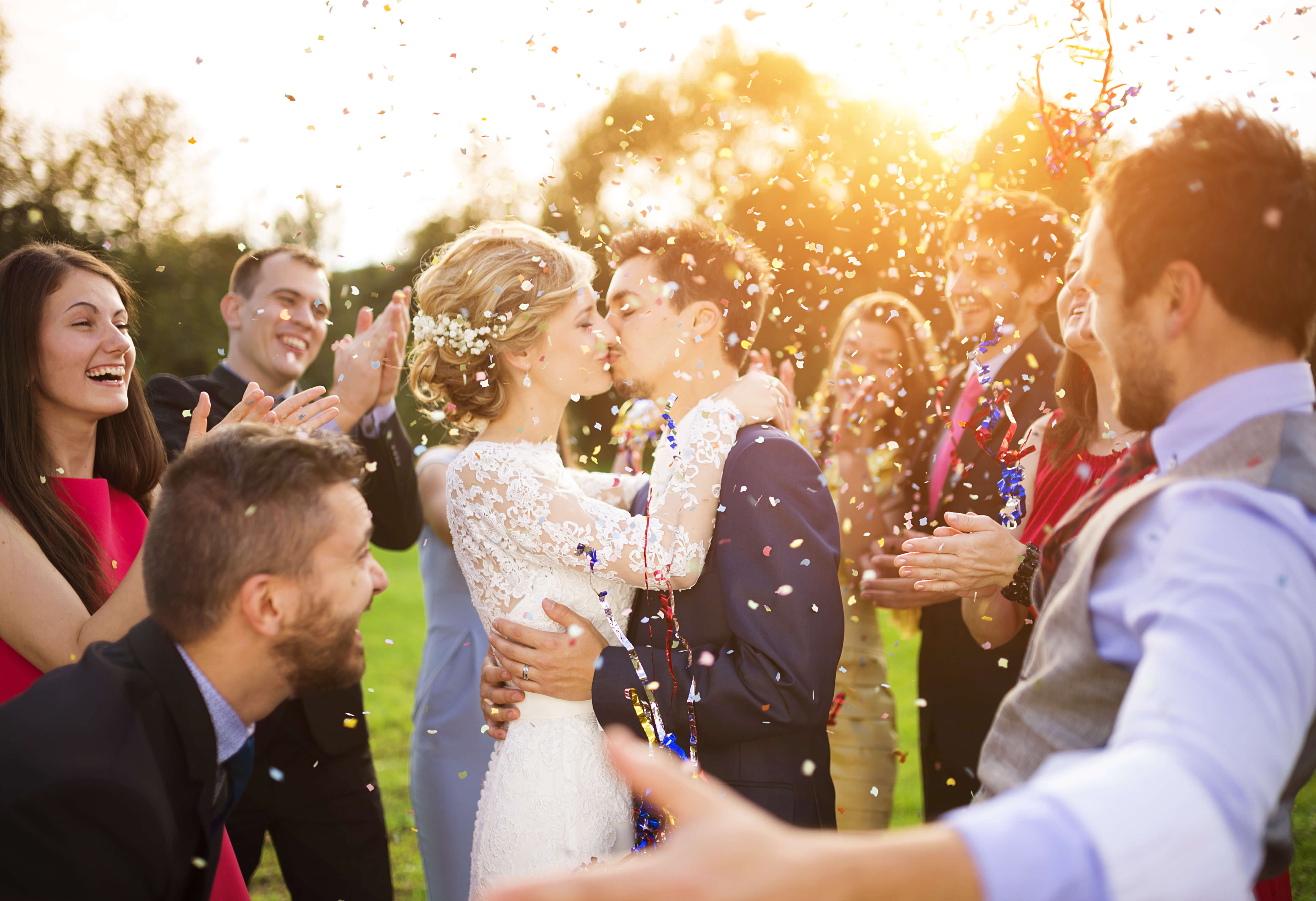 Wedding Traditions Are Not Really Needed