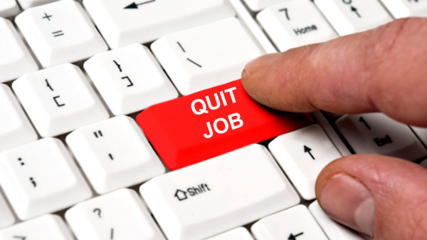 reasons to quit a job