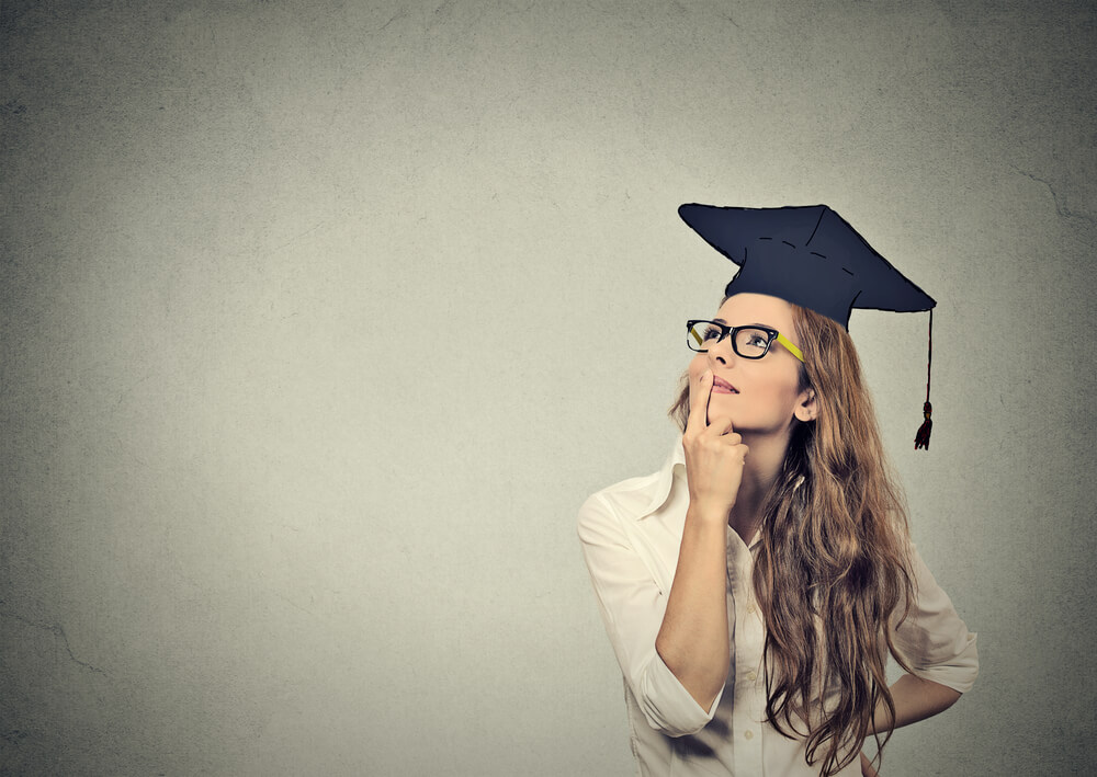 While graduate school can lead to higher future earnings, is the cost and time worth it?