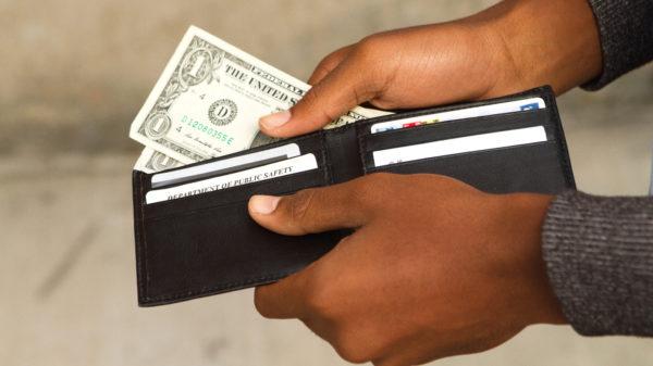 spending money, wallet, budget